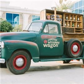 whiskey wagon